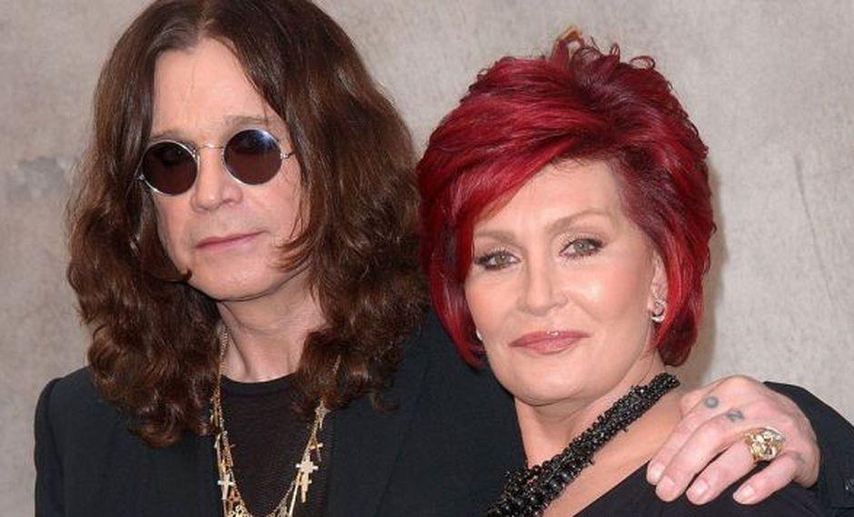 Ozzy Osbourne y Sharon