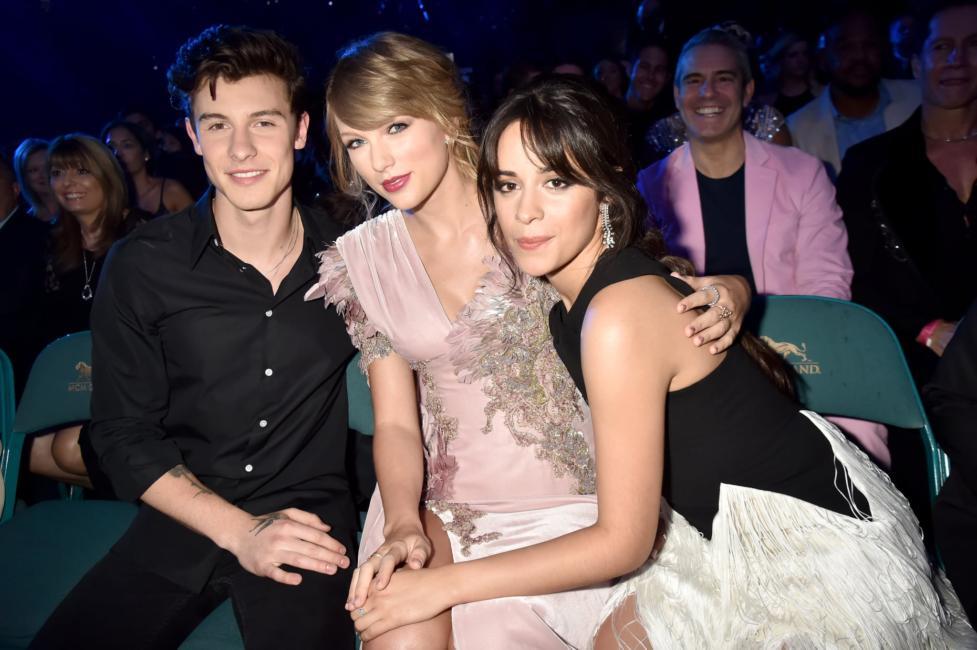 Taylor, Shawn y Camila