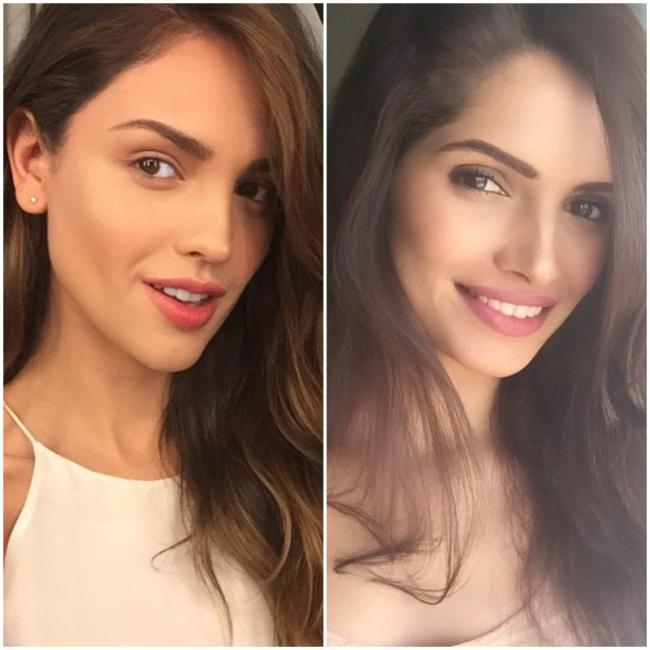 Eiza González y Vartika Singh