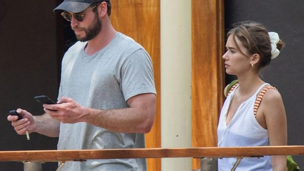 Liam Hemsworth y Gabriella Brooks