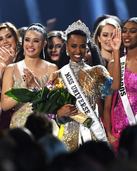 Zozibini Tunzi Miss Universo 2019