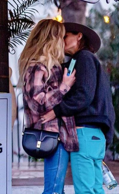 Amber Heard y Bianca Butti