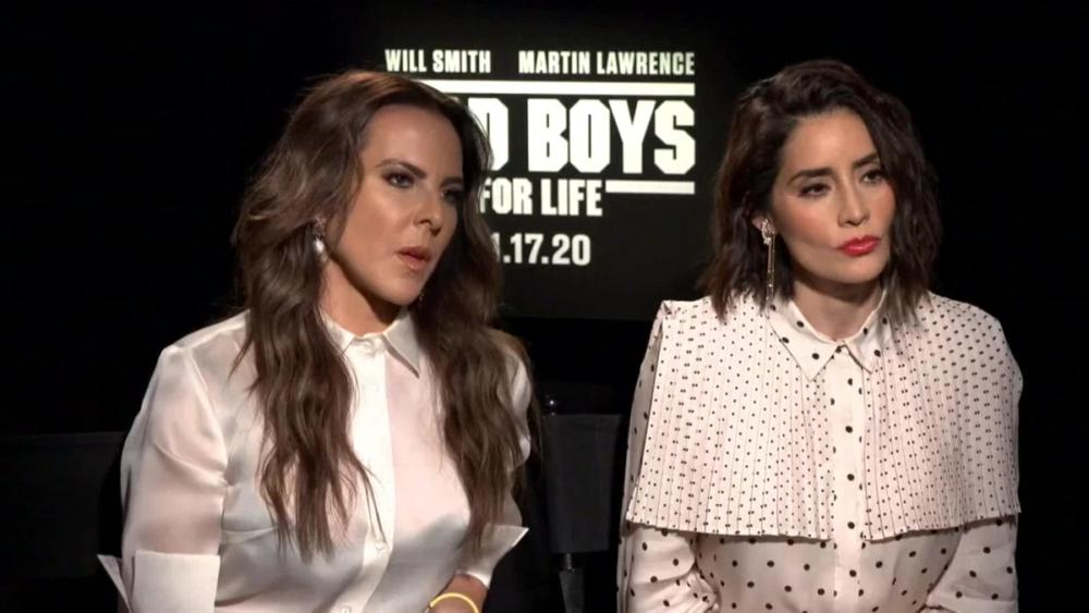 Kate del Castillo y Paola Núñez