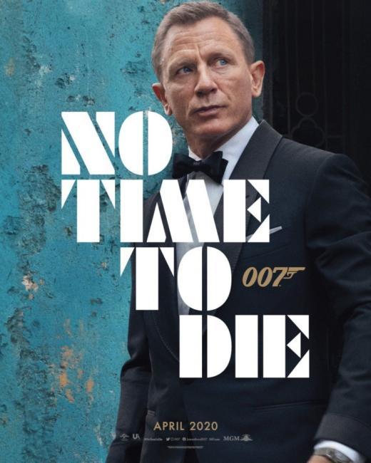 "James Bond ""No Time To Die"""