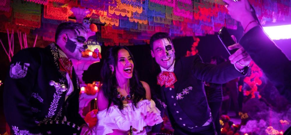Becky G, Carlos Rivera y Pedro Capo