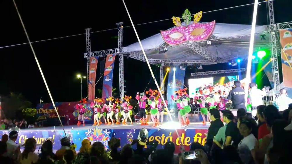 Carnaval Chetumal