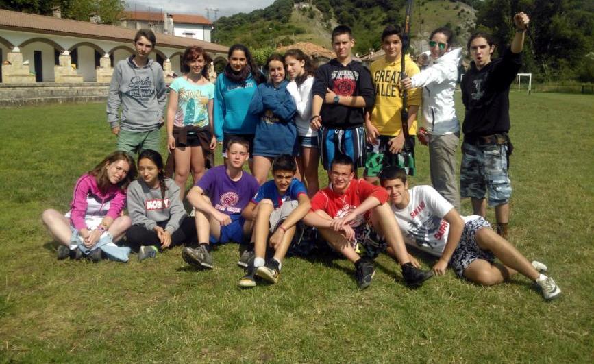 Campamento de Jóvenes 2020