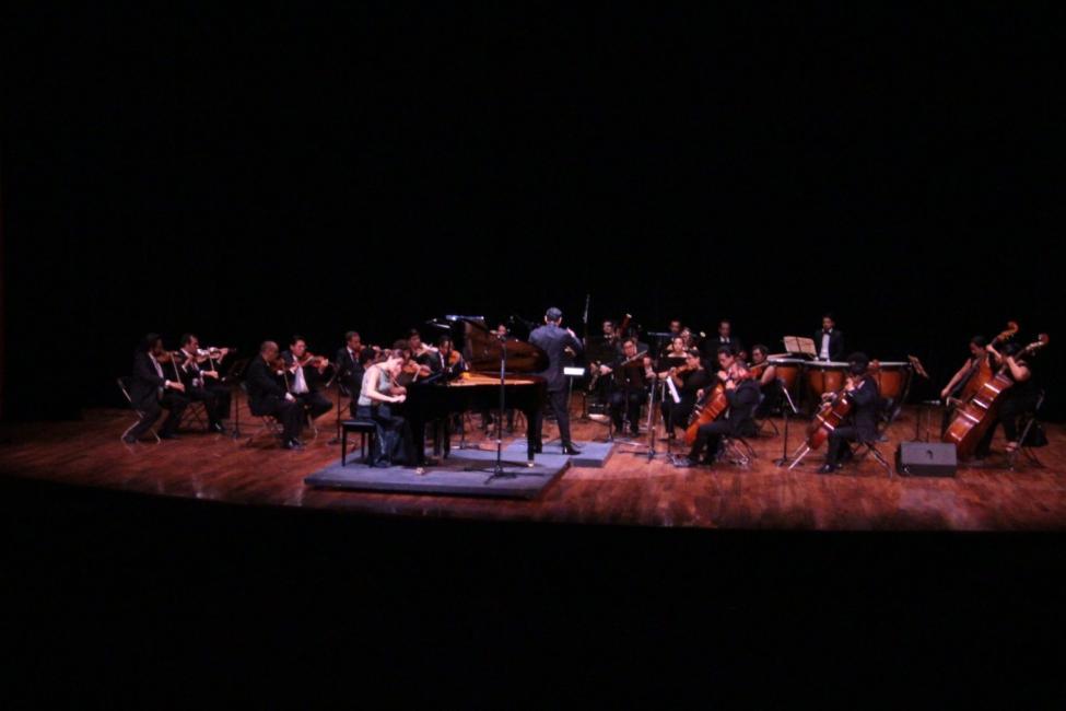 Orquesta Sinfónica de Cancún