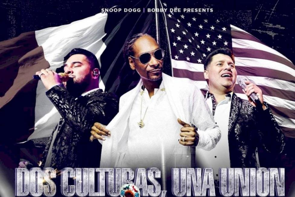 Snoop Dogg y Banda MS