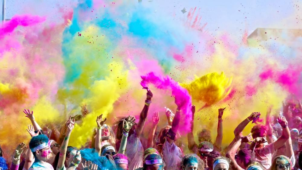 Paint and Run