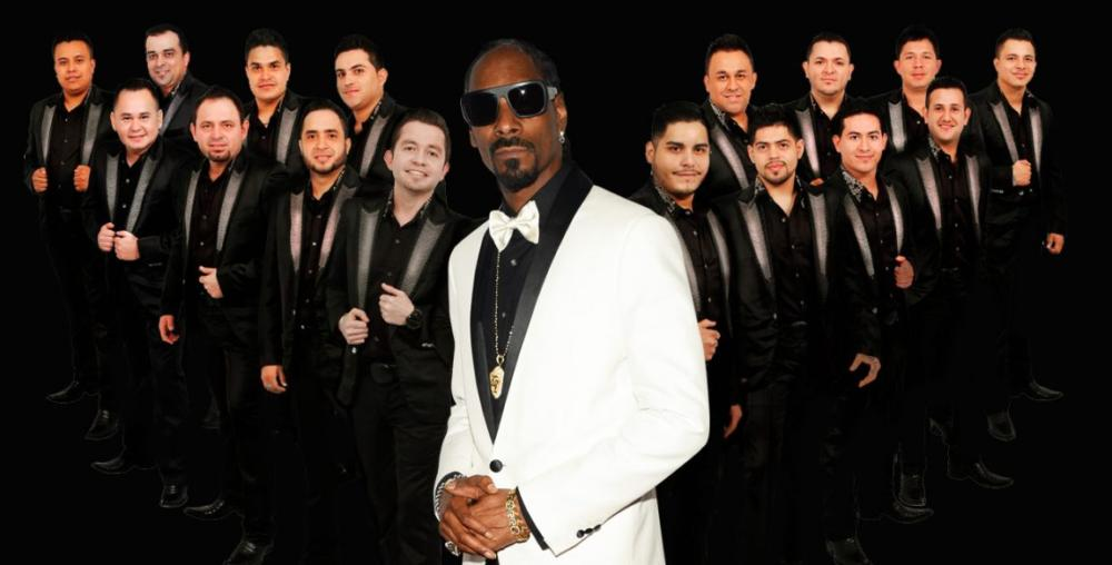 Snoop Dogg y Banda MS