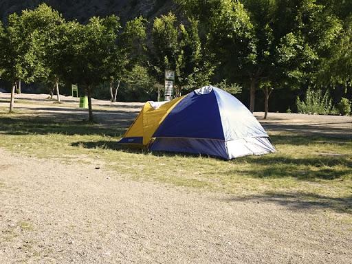 Campamento de Jovenes 2020