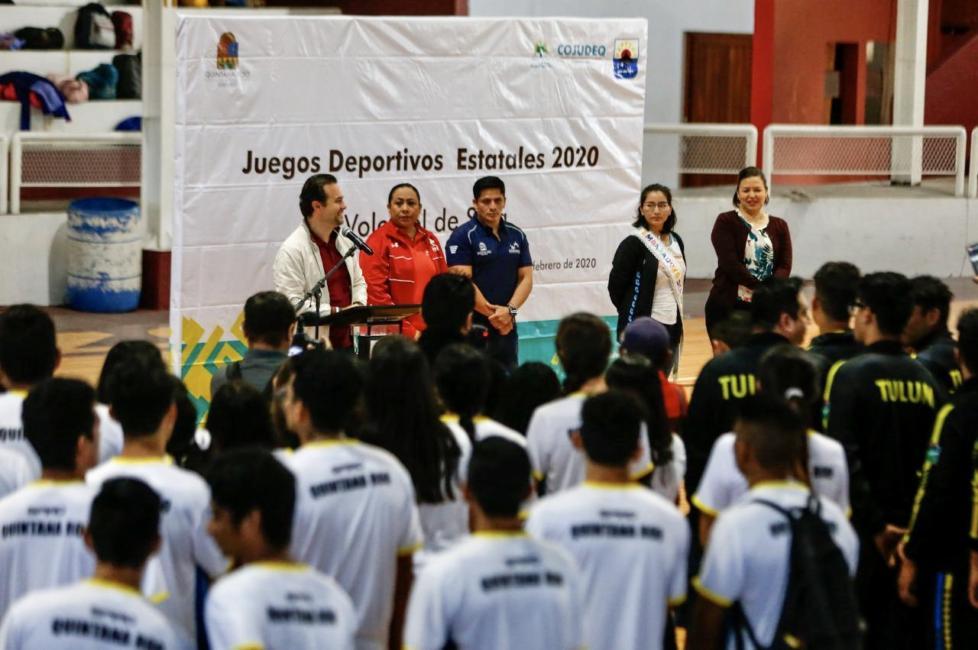 Juegos Deportivos Cozumel