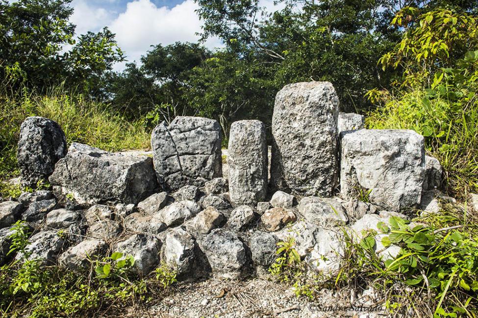 Yaxunah, Yucatán