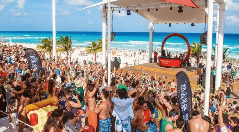 Spring Break Cancún 2020