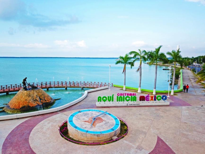 Mi hermosa Bahía de Chetumal