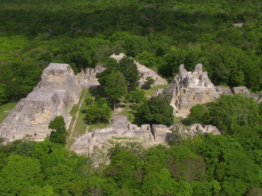 Yaxuná, Yucatán