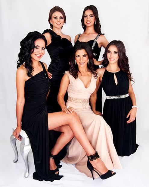 Reinas de Belleza Latina
