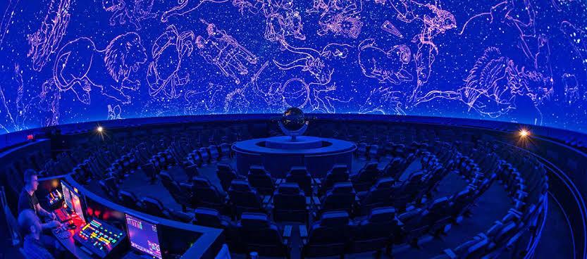 Planetario en Quintana Roo