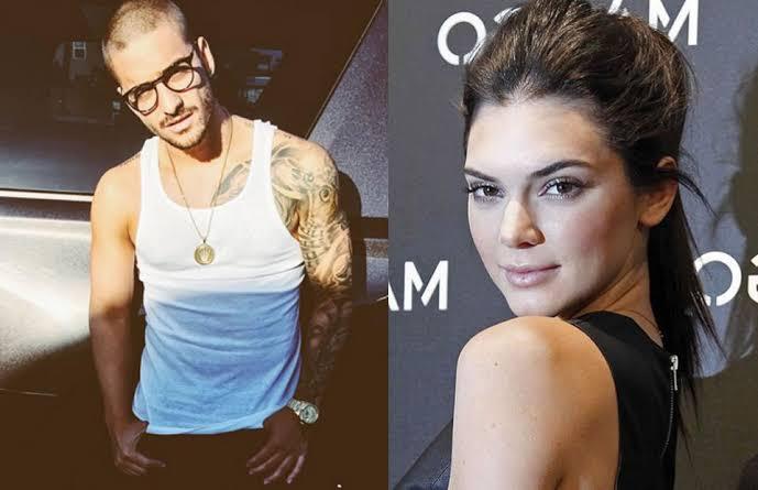 Maluma y Kendall Jenner