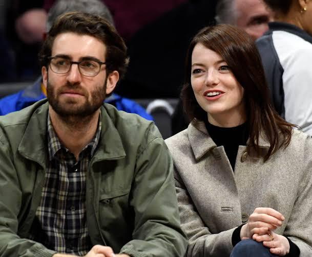 Emma Stone y Dave McGary