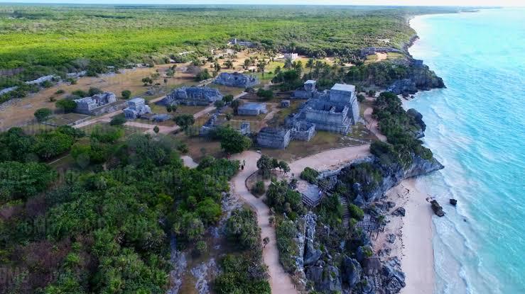 Zonas Arqueológicas de Quintana Roo