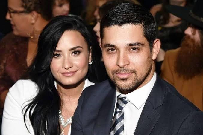 Demi Lovato y su novio