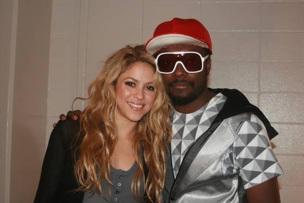 Shakira y Will.i.am