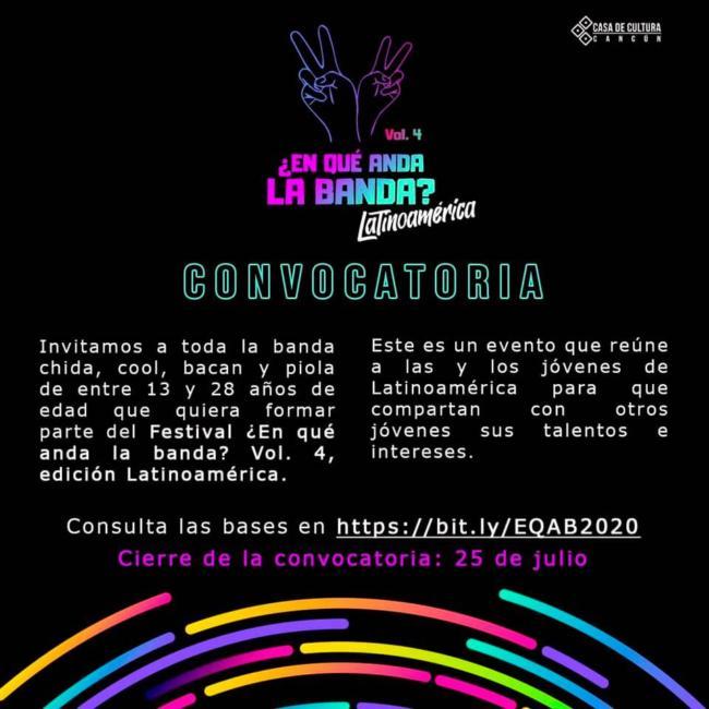 Festival cultural de Cancún
