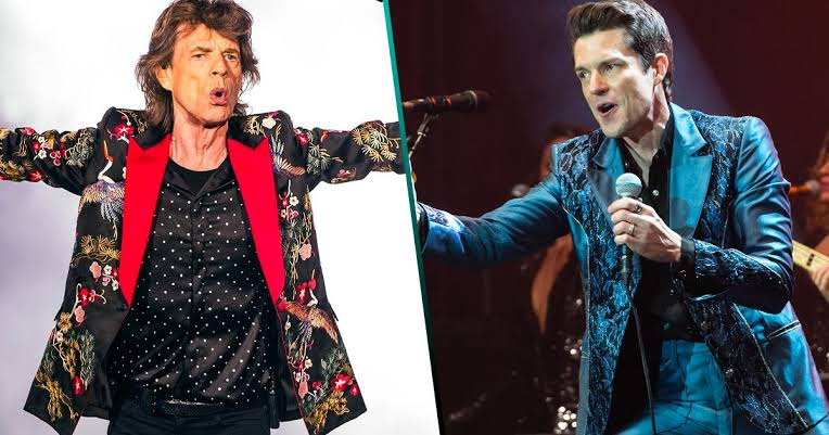 The Rolling Stones y The Killers
