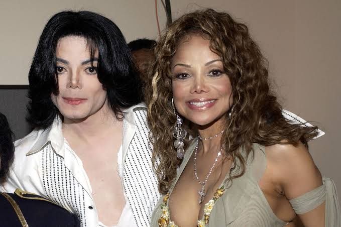 Michael Jackson y La Toya