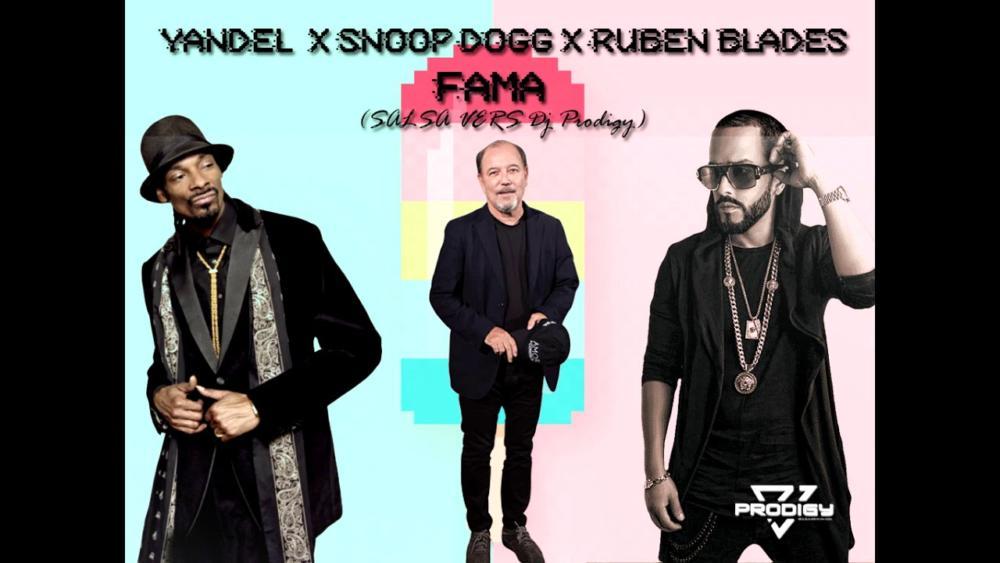 Snoop Dogg, Rubén Blades y Yandel
