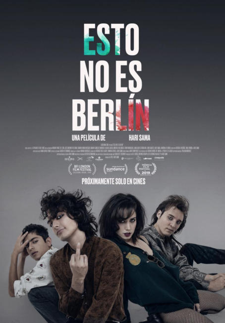 """""""Esto no es Berlín"""""""