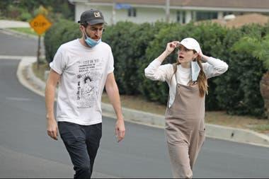 Emma Stone y Dave McCary