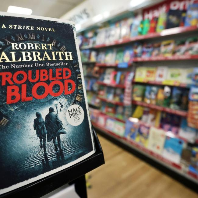 'Troubled Blood'