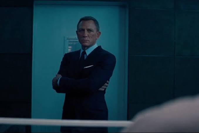 James Bond 'Sin tiempo para morir'