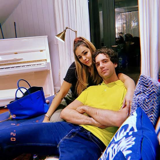 Danna Paola y Mika