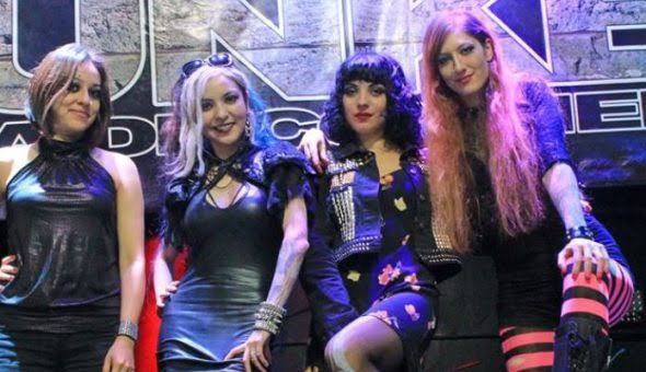 """Mystica Girls"""
