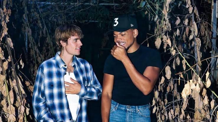Justin Bieber y Chance The Rapper