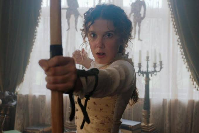 'Enola Holmes'