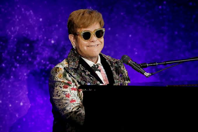 "Elton John ""Farewell Yellow Brick Road"""