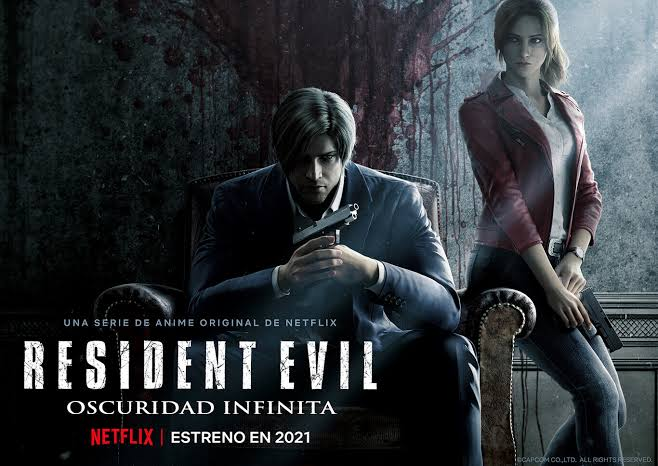 'Resident Evil: Oscuridad infinita'