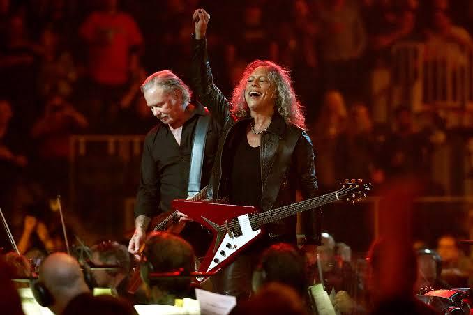 Metallica (S&M2)