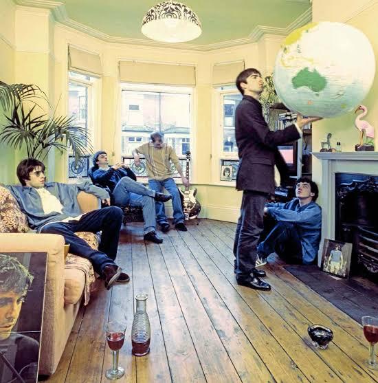 Oasis 'Definitely Maybe'