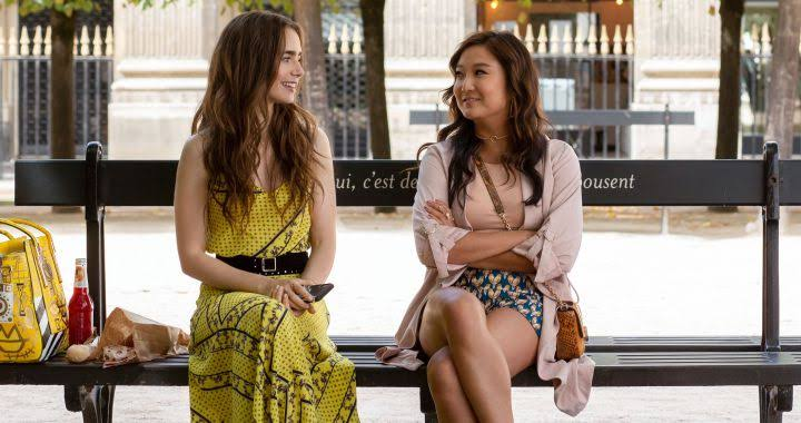 Lily Collins  'Emily in Paris'