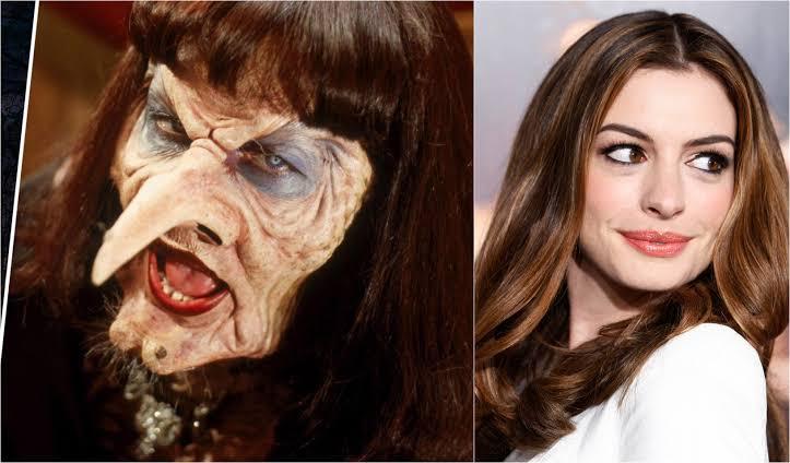 'Las Brujas 1990' Anne Hathaway