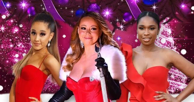 Ariana Grande, Mariah Carey y Jennifer Hudson