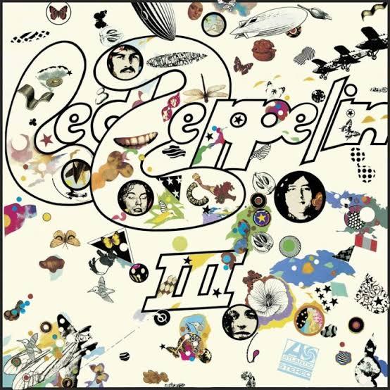 """""""Led Zeppelin III"""""""
