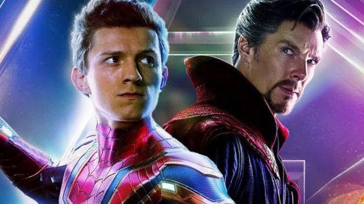 Spider-Man y Doctor Strange