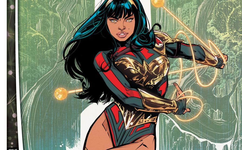 'Wonder Girl'